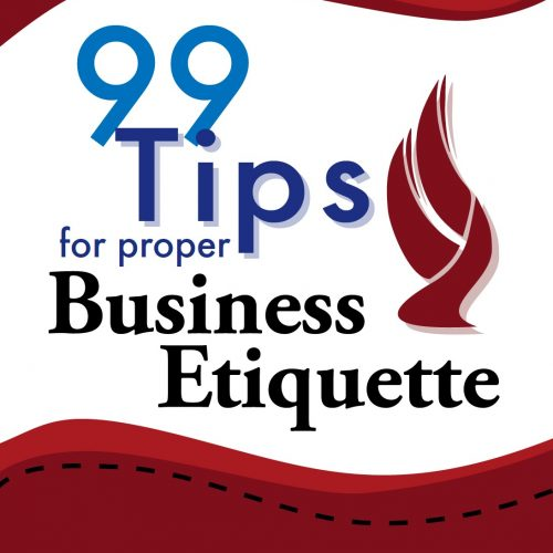 99 Tips Business Etiquette-Cover