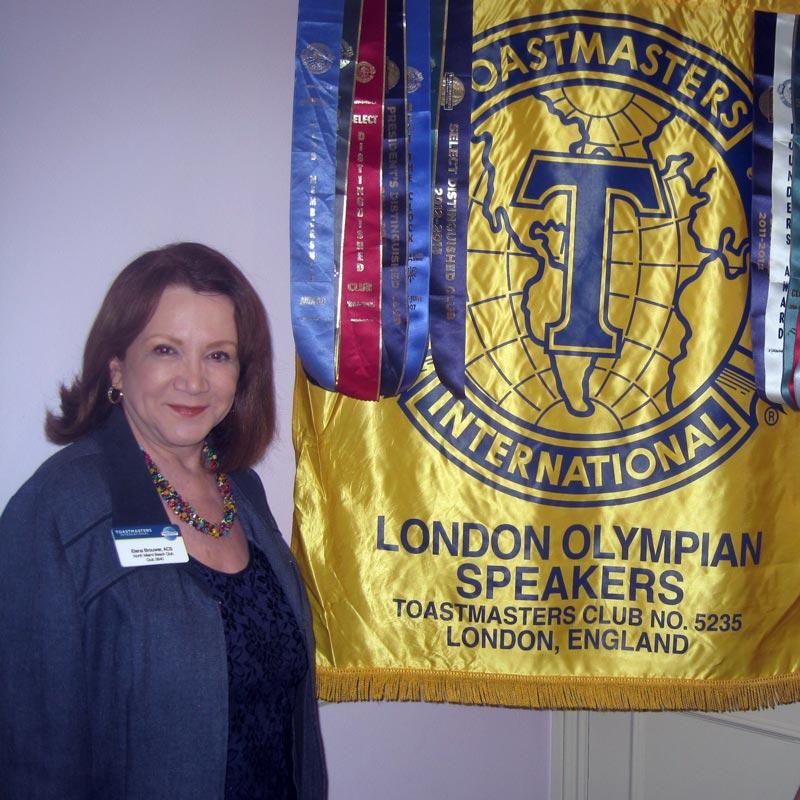 Elena in London